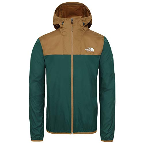 The North Face M Cyclone 2 Chaqueta, Hombre, nghtgn/Brtshkhk, S