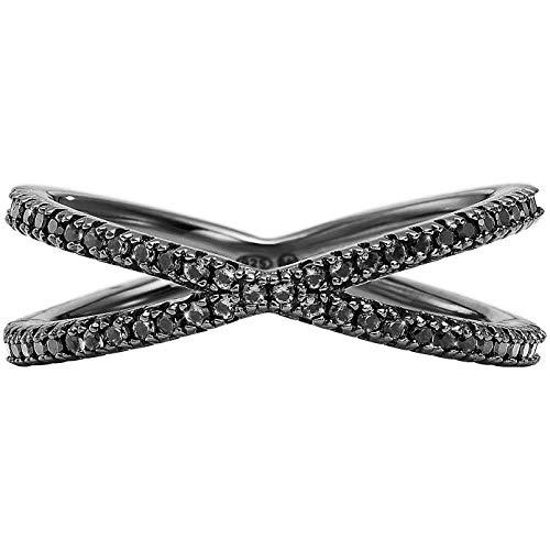 Michael Kors Damen-Ring Custom Kors Größe 12 Casual Code MKC1112AZ001504