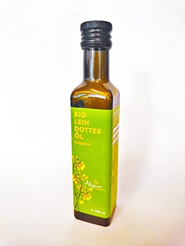 Allgäuer Ölmühle - Allgäuer Bio Leindotteröl - 250 ml