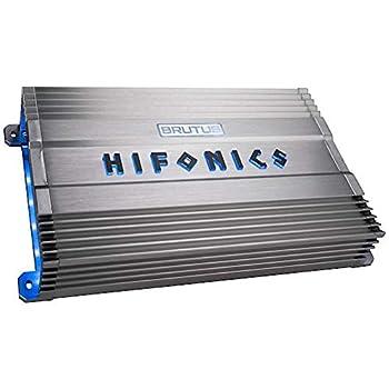 Hifonics Brutus Gamma BG Series 1,900-Watt Max Monoblock Super D-Class Amp  BG-1900.1D