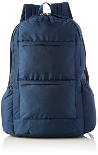Bensimon City Backpack, Viaggio Attivo Donna, Bleu, TU