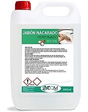 Ecosoluciones Químicas ECO-206   Jabón de Manos Nacarado   PH Neutro, evita irritaciones. 5 litros
