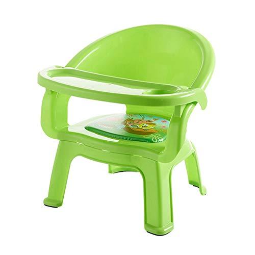 shixiaodan Kinderhochstuhl Kinder Kunststoff Kindergartenstuhl Verdickung Baby genannt Stuhl Stuhl Stuhl Esszimmerstuhl kleine Sitzbank