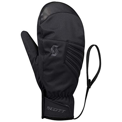 SCOTT Ultimate Hybrid Mitten (Black, Large) - Women's 2020