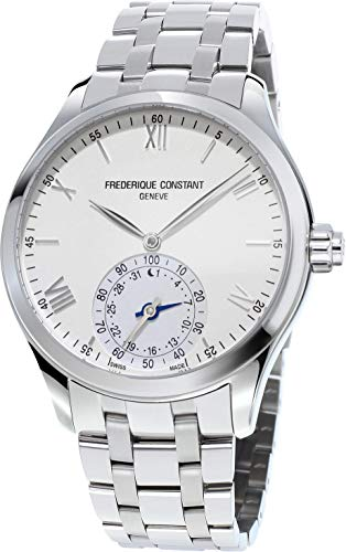 Frederique Constant Geneve Horological Smartwatch FC-285S5B6B Smartwatch Klassisch schlicht
