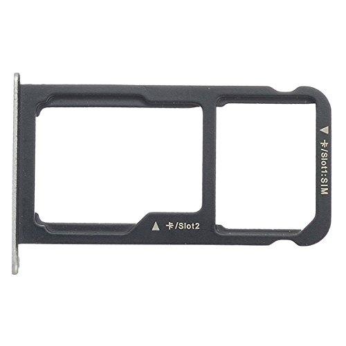 BisLinks® Für Huawei P9 Lite Dual SIM Mikro SD Karte Tablett Holder Slot Silber VNS-L21 L31 Ersatz Teil