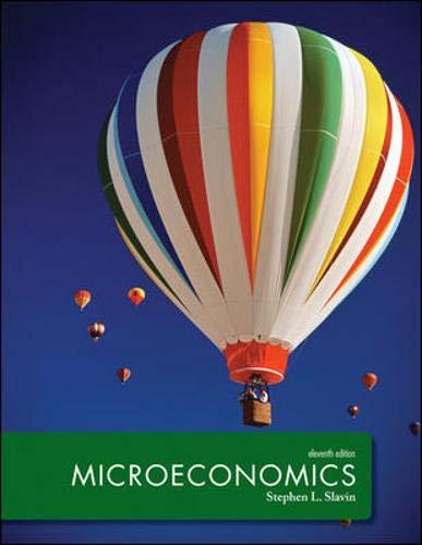 Microeconomics (McGraw-Hill Economics)