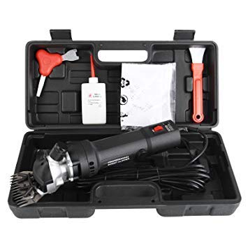 Sheep Hair 450 W ABS Plastic Speed Adjustable Clipper Cutting Machines