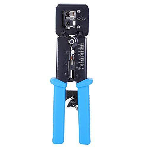 Herramienta de stripper de alambre multifunción, cortador de stripper, alicates electricistas, cortador de cables, cable multifuncional de alambre de alambre de alambre de alambre de alambre de alambr