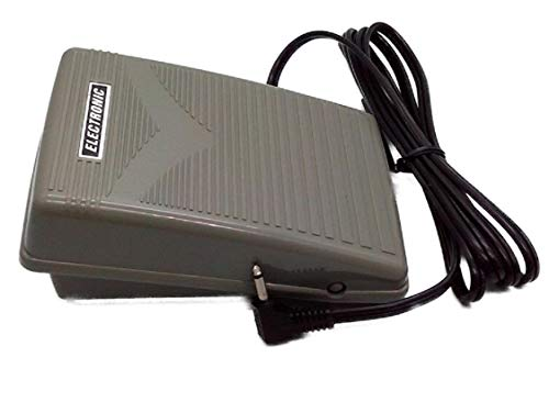 Foot Speed Control Pedal Works With Singer 8090 Stylist, 9910, 9920, 9940, 9960, XL3400
