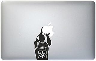James Lebron Basketball Macbook Decal