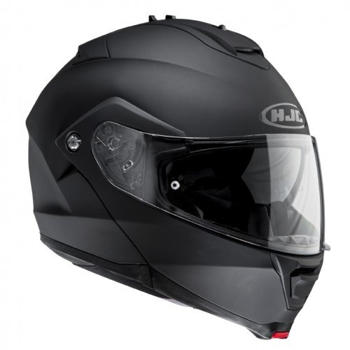 HJC Motorradhelm IS Max II, Schwarz, Größe M