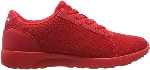 Kappa Herren Tunes OC Sneaker, Rot (Red 2020), 41 EU