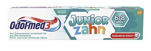 Odol-med 3 JuniorZahn 6+ Jahre, 50 ml