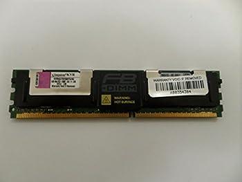 Kingston KVR667D2Q8F5/4G PC2-5300 4GB DDR2 RAM 667MHz FB-DIMM 240-Pin Server RAM ECC Memory