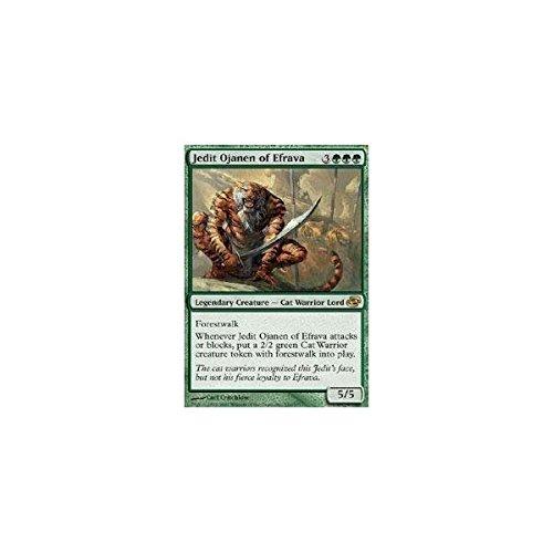 Magic: the Gathering - Jedit Ojanen of Efrava - Planar Chaos