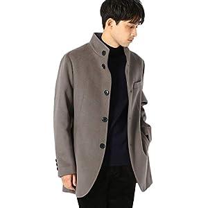 (コムサ イズム) COMME CA ISM 《アップルウール》ショートスタンドコート 47-20WN02-109 L グレー