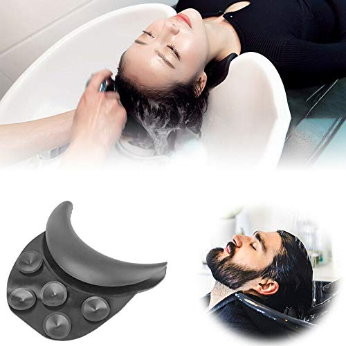 Shampoo Bowl Gel Neck Hair Spa Neck Rest Pillow Silicone Neck Rest Cushion...