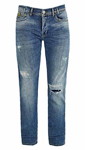 LTB Jeans Servando X Jeans, Azul (Candor Wash 50383), 29W x 30L para Hombre