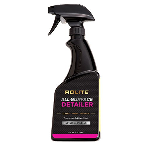 Rolite All-Surface Detailer (16 fl. oz.) The Ultimate Fast & Easy Speed Wax on Automobiles, Marine, RVs, Boats, Glass, Clear Coat, Painted Surfaces