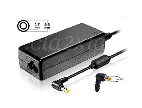 Cargador Adaptador DE Y para PORTATIL Acer Aspire 8920G Series 19V 4,74A...