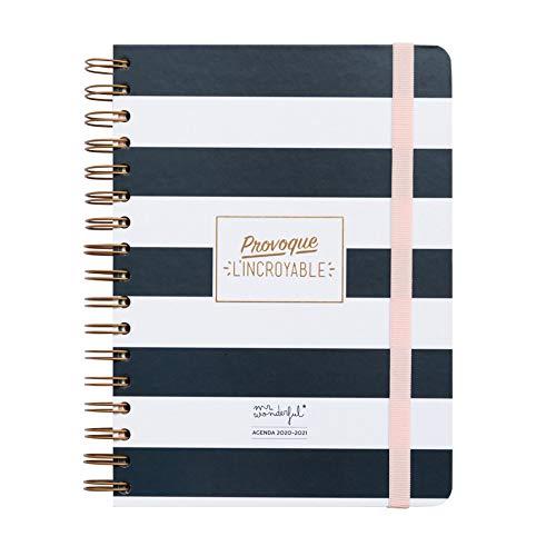 Mr. Wonderful, Classic Diary, Daily (Da settembre 2020 ad agosto 2021) - Causes the Incredible