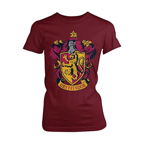 Harry Potter Ladies T-Shirt Gryffindor Size L Merchandise shirts