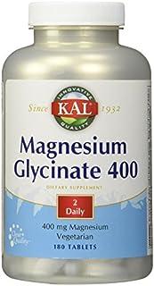 Magnesium Glycinate 400mg Kal 180 Tabs