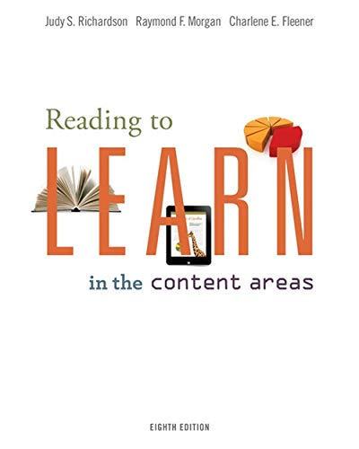 Reading to Learn in the Content Areas (What's New in...