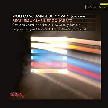 Mozart: Requiem & Clarinet Concerto