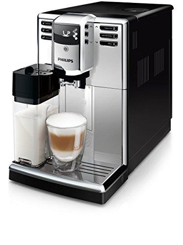 PHILIPS EP5363/10 Kaffeevollautomat, 18/10 Stahl, 1.8 liters, Silber