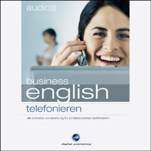 Audio Business English. Telefonieren audiobook cover art