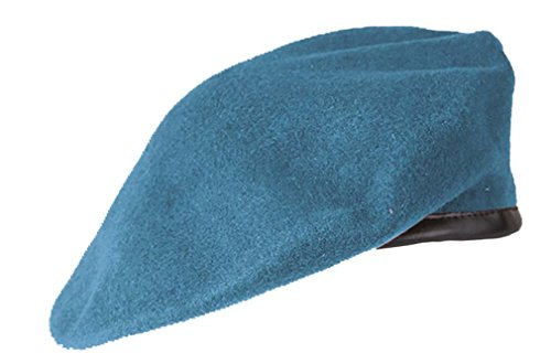 Mil-Tec Barett UN-blau Gr.59
