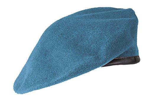 Mil-Tec Barett UN-blau Gr.57