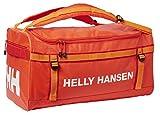 Helly Hansen Classic Duffel Bag Bolsa Deportiva versátil y Duradera, Unisex Adulto, Rojo (Cherry Tomato), XS (30 litros)