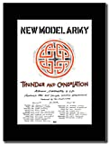 gasolinerainbows - New Model Army - Thunder & Consolation