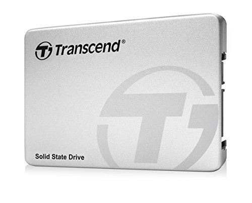 Transcend TS256GSSD370S - 256GB 2.5IN SSD370S SATA3-256GB SATA III 6Gb/s SSD370S (Premium), MLC, Aluminum Case