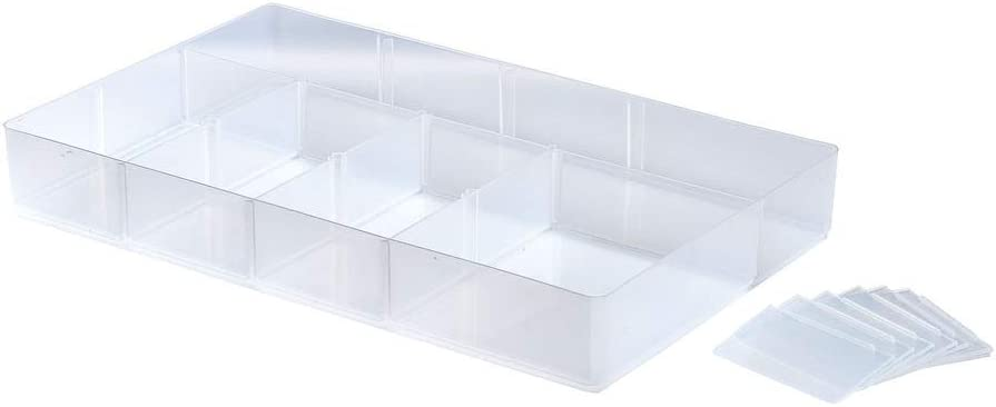 In a popularity STORESTACK Small Tray - Cheap mail order sales Clear