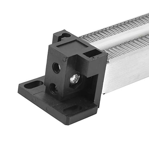 Tubo calefactor de cerámica, calentador tubular eléctrico AC 220V 600W, para aire acondicionado industrial, elemento calefactor para uso de calefacción de coche