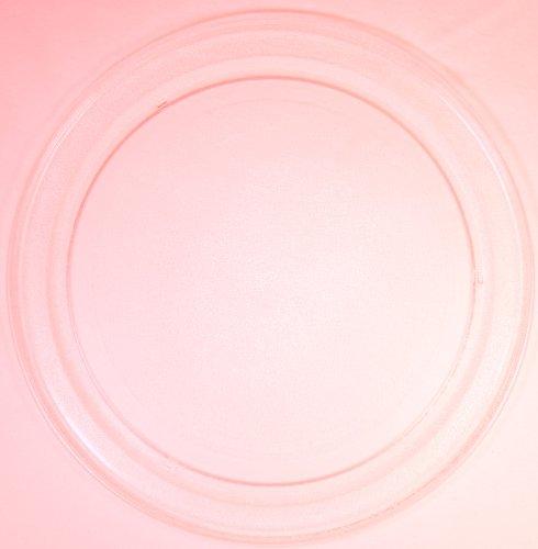 Mikrowellenteller / Drehteller / Glasteller für Mikrowelle # ersetzt AFK Mikrowellenteller # Durchmesser Ø 36 cm / 360 mm # Ersatzteller # Ersatzteil für die Mikrowelle # Ersatz-Drehteller # OHNE Drehring # OHNE Drehkreuz # OHNE Mitnehmer