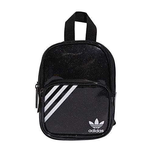 adidas Originals Mini mochila para mujer, color negro, multicolor, talla única