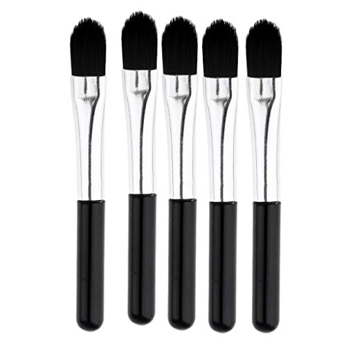 IPOTCH 5pcs Multifonctionnel Professionnel Pinceau de Fard à Paupières Pinceau Maquillage Eyeshadow