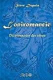 Oniromancie dictionnaire des rêves
