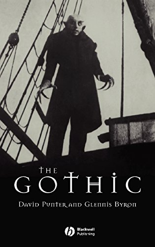 The Gothic (Wiley Blackwell Guides to Literature) (English Edition)