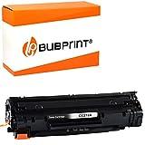 Bubprint Cartucho Tóner Compatible para HP CE278A 78A para LaserJet Pro M1536DNF M1537DNF M1538DNF M1539DNF MFP P1566 P1600 P1606DN P1607DN P1608DN P1609DN Negro