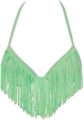 Luli Fama Women's Cosita Buena Underwire Max 88% Cash special price OFF Top Bikini Fringe