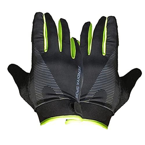 Wandelen Sport Handschoenen Antislip Fietsen Handschoenen Met Grip Touchscreen Handschoenen Voor Camping Rijden 1 Paar L
