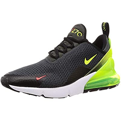 2018 Mens Nike Air Max 270 SE Black White Green AQ9164 003 For Sale