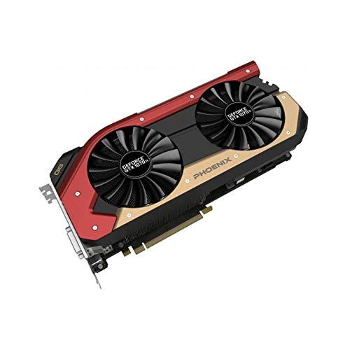 Gainward GTX1070Ti 8GB Phoenix GS DVI/HDMI/3xDP DDR5 Retail - PCI - 8.192 MB, 4016