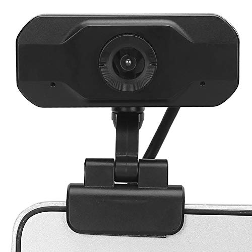Yctze 720P Webcam, PC Camera with Microphone, USB 2.0 Desktop Laptop Computer, Intelligent Noise Reduction, For winXP win7 / 8/10 / linx